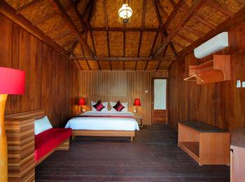 Mangrove Paradise Retreat Lembongan - Luxury Villa Beach Front Room Only Regular Plan
