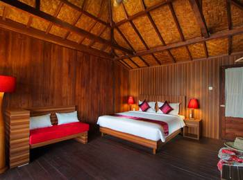 Mangrove Paradise Retreat Lembongan - Luxury Villa Beach Front With Breakfast Regular Plan