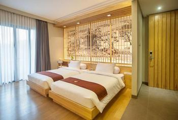 Tama Boutique Hotel Bandung - Suite Twin Balcony (non-smoking) Stay With Us