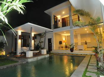 Apple Villa Bali - Two Bedroom Apartment Regular Plan
