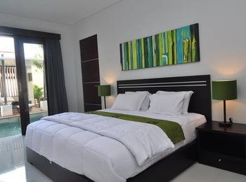 Apple Villa Bali - Five Bedroom Villa Regular Plan