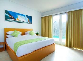 Apple Villa Bali - Five Bedroom Villa Regular Plan