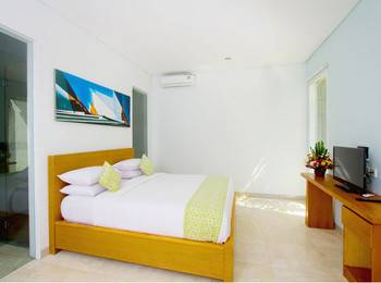 Apple Villa Bali - One Bedroom Apartment Regular Plan