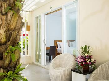Apple Villa Bali - One Bedroom Suite Room Only Regular Plan