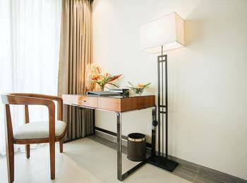 Sijori Resort & Spa Batam Batam - Bungalow Deluxe Twin Regular Plan