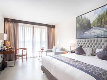 Sijori Resort & Spa Batam Batam - Bungalow Deluxe King Regular Plan