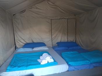 Maulana Hills Syariah Glamping Tent Bandung - Glamping Tent A Promo HEPI