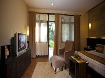Puteri Gunung Hotel Lembang - Grand Deluxe Room Twin Bed Regular Plan