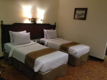 Puteri Gunung Hotel Lembang - Superior Flat Room Twin Bed Regular Plan