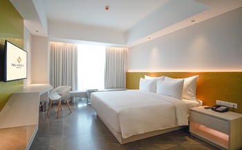 Nuanza Hotel & Convention Cikarang Bekasi - Deluxe Queen Room Regular Plan