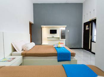 Batuque Town Villa Malang - Family Room HOT PROMO