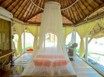 Coconut Garden Beach Resort Sikka - Romantic Beachfront Bungalow Regular Plan