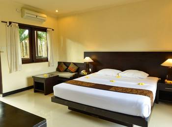 Kakiang Bungalow Bali - Kamar Superior Double minimum stay 3 night