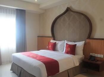 Namira Syariah Surabaya Hotel Surabaya - Deluxe Room Only Regular Plan