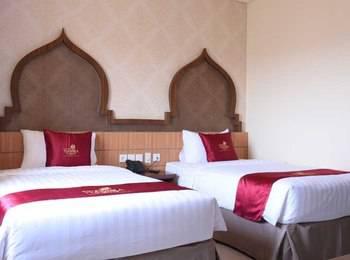 Namira Syariah Surabaya Hotel Surabaya - Superior Twin Room Only Regular Plan