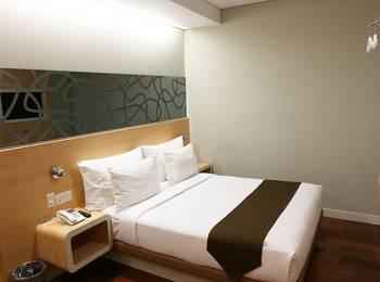 Citihub Hotel at Pecindilan Surabaya - Nano Room Room Only Regular Plan