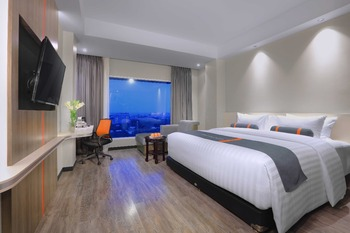 Harper Wahid Hasyim, Medan by ASTON Medan - Deluxe Room Regular Plan