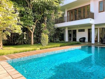 4 BR Pool Villa Dago City View Bandung - 4 bedroom City View Villa with a private pool 1 Regular Plan
