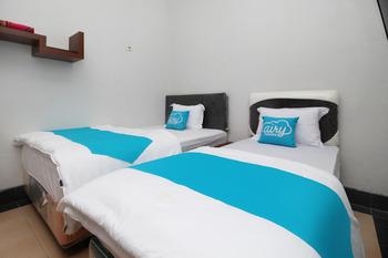 Airy Eco Syariah Sleman Kaliurang KM 6.5 Gang Bali Yogyakarta - Standard Twin Room Only Special Promo July 33