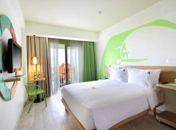 MaxOne Hotels Bukit Jimbaran - Max Happiness Room Tanpa Sarapan Regular Plan