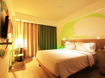 MaxOne Hotels Bukit Jimbaran - Happines with Breakfast Gratis Takjil dan Sahur Spectakuler Promo