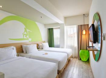 MaxOne Hotels Bukit Jimbaran - Love Room or Family Last Minute Promo