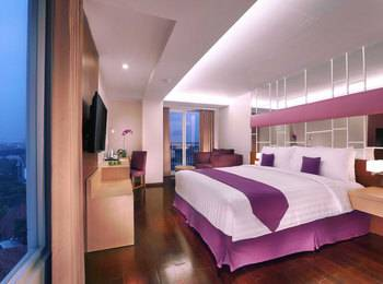 Quest Hotel Surabaya - Executive Suite Regular Plan