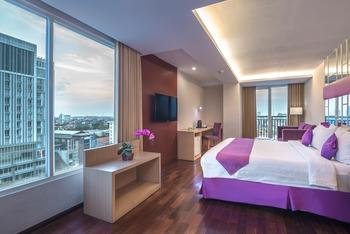 Quest Hotel Darmo Surabaya - Executive Suite Regular Plan