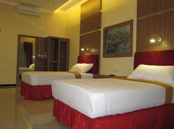 Hotel Banjar Permai Banjarmasin - Borneo Double Room Regular Plan