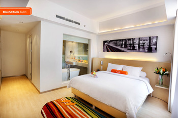 HARRIS Hotel Surabaya - Blissfull Suite Regular Plan