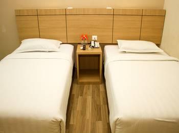 Putra Mulia Hotel Medan - Standard Double Regular Plan