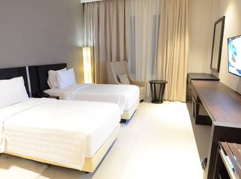 Sheo Resort Hotel Bandung - Deluxe King/Twin Room Only Regular Plan