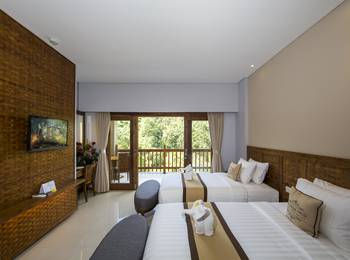 The Lokha Ubud - Suite Room Only Hanya Kamar