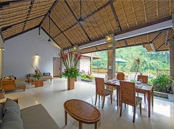The Lokha Ubud - Presidential Villa Min 3N Stay