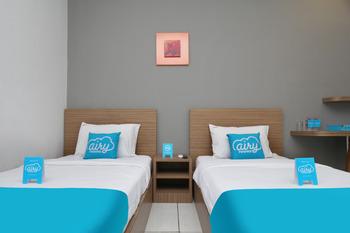 Airy Bandara Ahmad Yani Semarang - Standard Twin Room Only Special Promo Apr 33