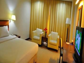 Nagoya Plasa Hotel Batam - Deluxe Room Only Regular Plan