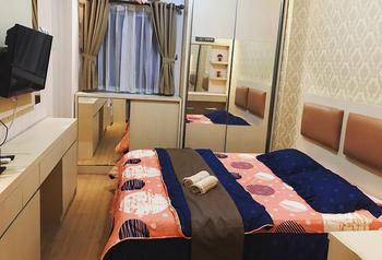 The Suites Metro Apartment By MMpro Bandung - Studio Room Regular Plan