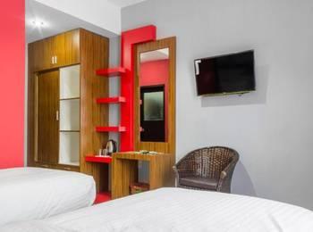 Hotel Syariah Grand Jamee Medan - Deluxe Room Regular Plan