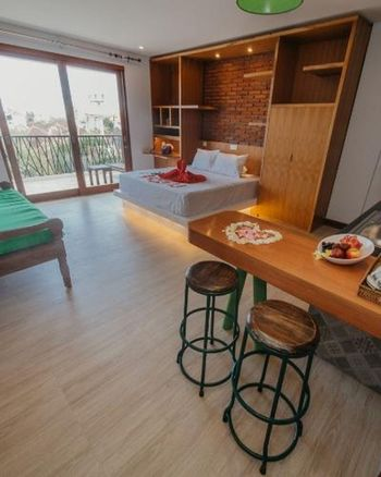 Kaen Apartments Bali - View Suite Regular Plan