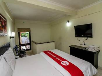 NIDA Rooms Pura Demak Sanur - Double Room Single Occupancy App Sale Promotion