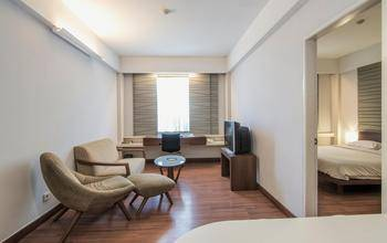 Grand Cikarang Hotel Bekasi - Junior Suite Room Only Regular Plan