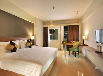Discovery Hotel Ancol - Superior Room With Breakfast Early Bird Promo - 20 % discount