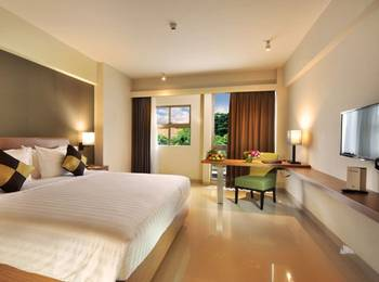 Discovery Hotel Ancol - Premier Room With Breakfast Promo Non-Refundable