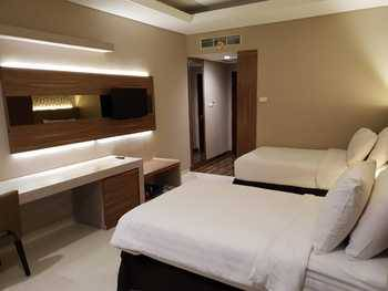 Novena Hotel Bandung Lembang - Deluxe Room Twin Bed Regular Plan