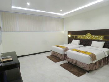 Batam Harbour Boutique Hotel & Spa Batam - Deluxe Twin Room Only FC Gajian