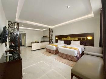 Batam Harbour Boutique Hotel & Spa Batam - Deluxe Studio Twin Breakfast FC Gajian