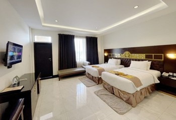 Batam Harbour Boutique Hotel & Spa Batam - Grand Deluxe Twin Room Only FC Gajian