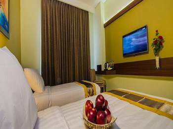 Noormans Hotel Semarang - Superior Room Only Regular Plan