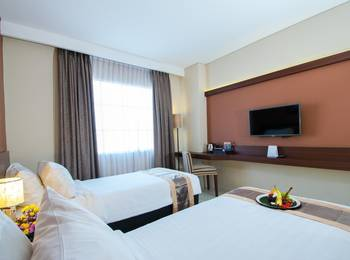 Noormans Hotel Semarang - Superior Room Only Twin Bed Regular Plan