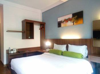HORISON GREEN FOREST BANDUNG Bandung - Superior King Room LAST MINUTE MIN STAY 2